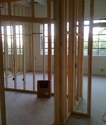 2 new offices taking shape