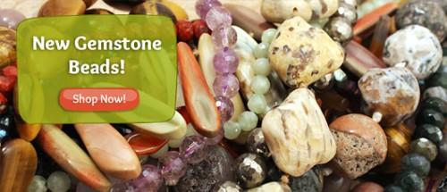 New Gemstone Beads