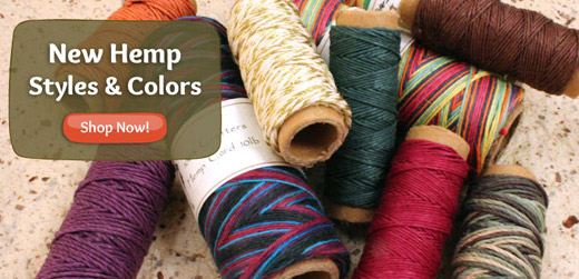 New Hemp Colors and Styles