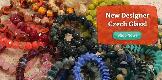 Czech Glass additions