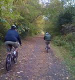 linear park riding