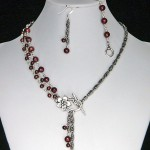 Waterfall of Pearls by Taylored Designs