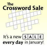 crossword sale