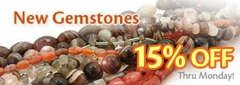 new stones 15% off