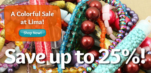A Colorful Sale at Lima!