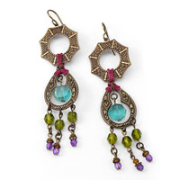 Mosaic Layers Earrings