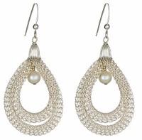 SilverSilk Earrings