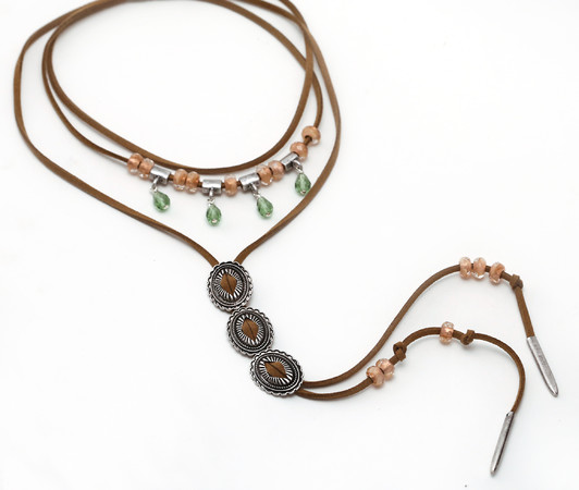 Bolo Necklace Idea