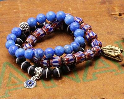 Make a Stretch Bracelet (Technique) - Lima Beads