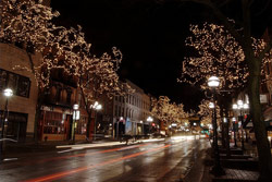Downtown Ann Arbor