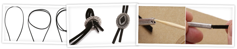 Make a Bolo Necklace