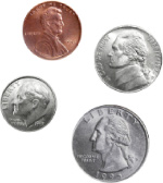 US Coins for comparison