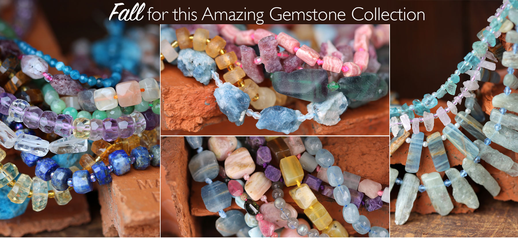 New Gemstones