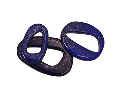 Lapis Freeform Piece 32-42x25-30mm