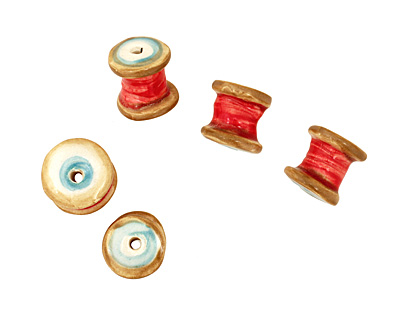 Jangles Ceramic Large Thread 15-17mm