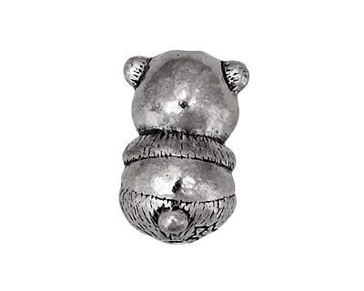 Green Girl Pewter Panda Baby