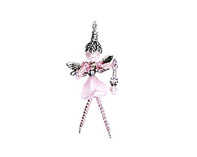 Glass Garden Pink Fairy Kit