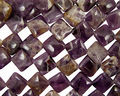 Dogtooth Amethyst Diamond 25mm