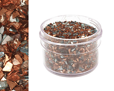 Scrapbook Vintage Glass Glitter (Shards) 1 oz.