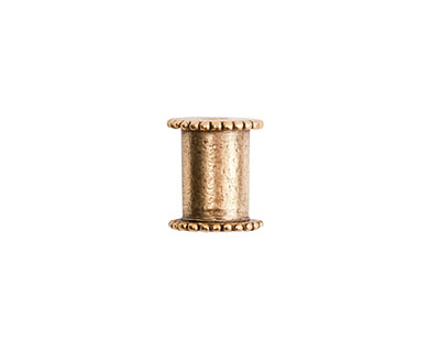 Nunn Design Antique Gold (plated) Channel 13x11mm