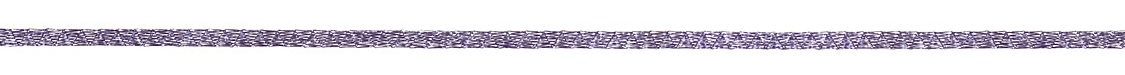 WireLace Tanzanite Ribbon 2.5mm