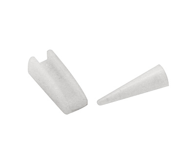 Replacement Jaws for Round/Flat Nose Nylon Jaw Pliers