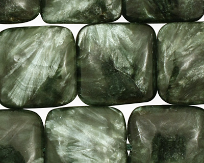 Seraphinite Puff Square 16mm