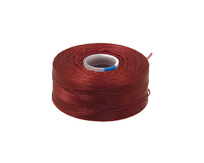 C-Lon Burgundy Size AA Thread
