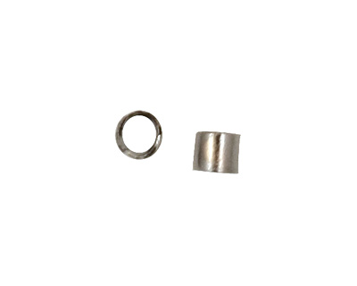 Gunmetal Crimp Tube 1x1.5mm