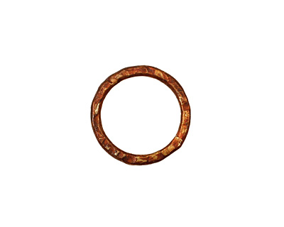 Missficklemedia Patinated Chestnut Link 16mm