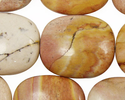 Hidden Valley Jasper Pillow 28x24mm