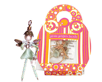 Glass Garden Seafoam Fairy Kit