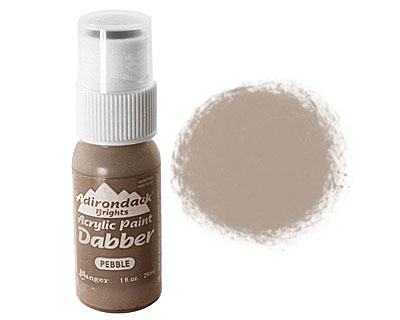 Adirondack Pebble Acrylic Paint Dabber 29ml