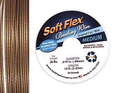 Soft Flex Antique Brass .019