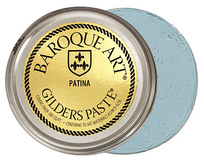 Patina Baroque Art Gilders Paste 4 oz.