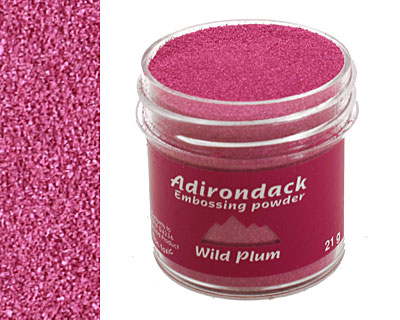 Adirondack Wild Plum Embossing Powder 21g