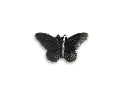 Vintaj Arte Metal Poetic Butterfly Decorivet 19x12mm