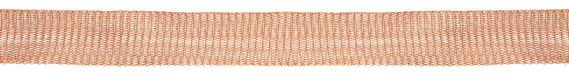 Artistic Wire Copper Mesh 18mm, 1 meter