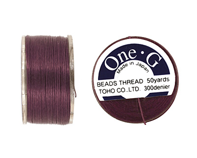 TOHO One-G Purple Thread