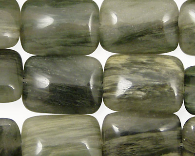 Green Line Quartz Thin Pillow 18x13mm