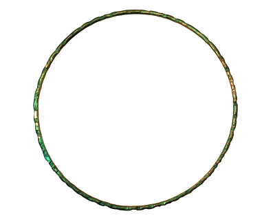 Missficklemedia Patinated Laurel Green Link 56mm