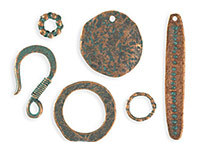 Vintaj Copper Verdigris Supplies