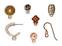 TierraCast Earring Findings