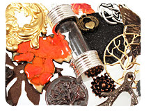 Metal Charms & Pendants