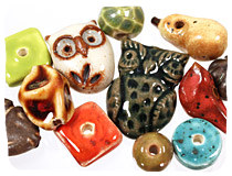 Ceramic & Porcelain Beads