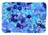 Blue TOHO Seed Beads