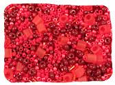 Red TOHO Seed Beads