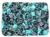 Teal TOHO Seed Beads