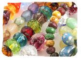 Multi-Color Czech Glass Beads