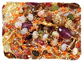 Gemstone Bead Chain